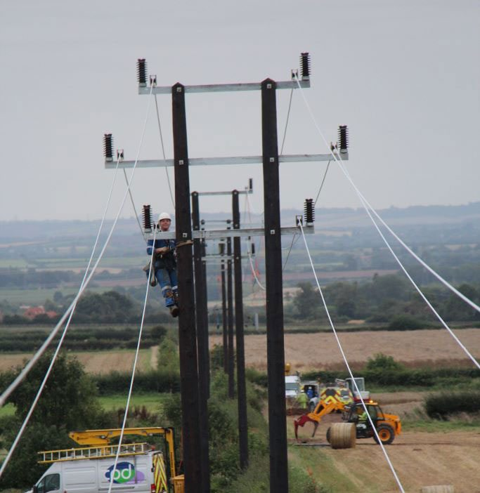 Powerline Supply, Construction & Refurbishment, Armagh